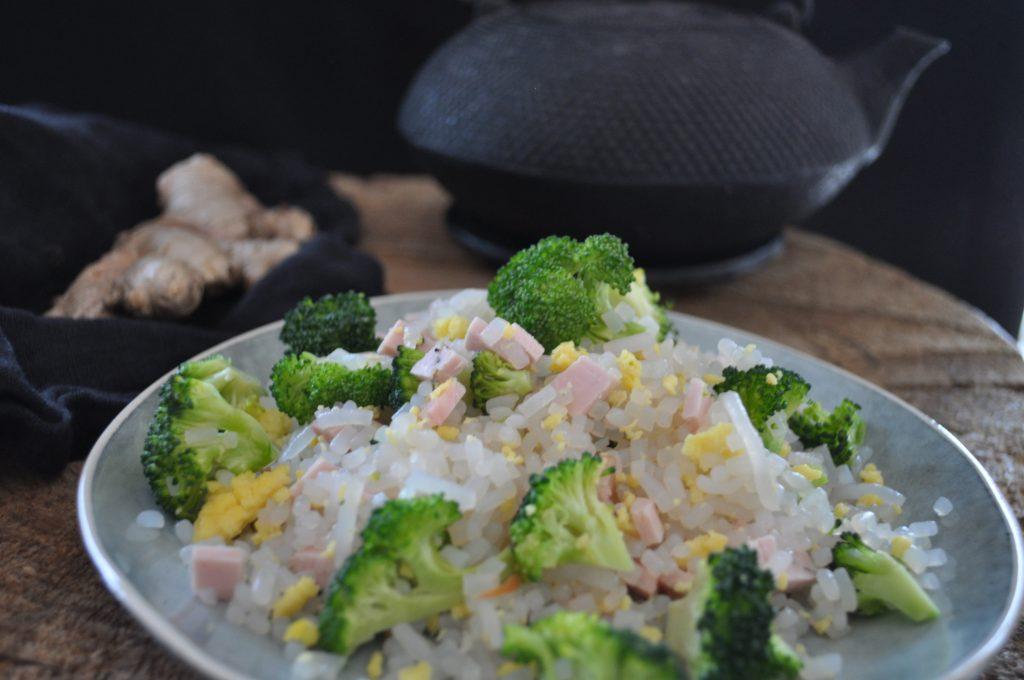 petit bout d'Asie Konjac riz cantonnais