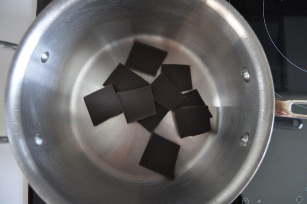Fondre le chocolat