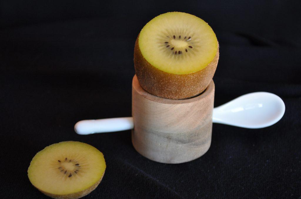 Kiwi à la coque