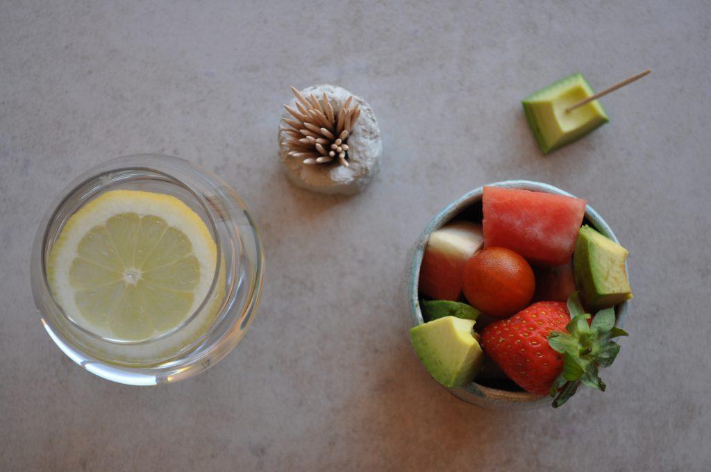 Apéritif au fruits