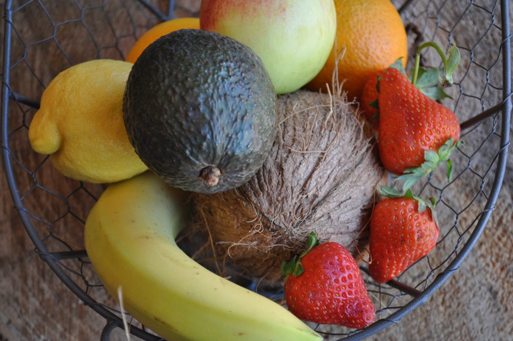 Fruits entiers