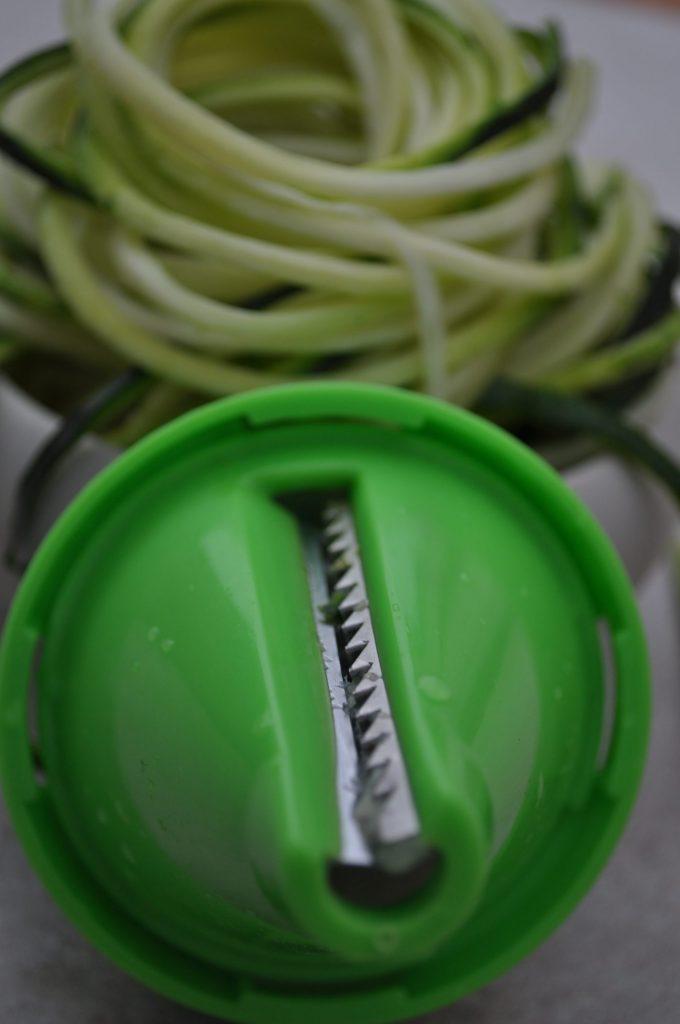 Former les spirales de cucurbitaceae