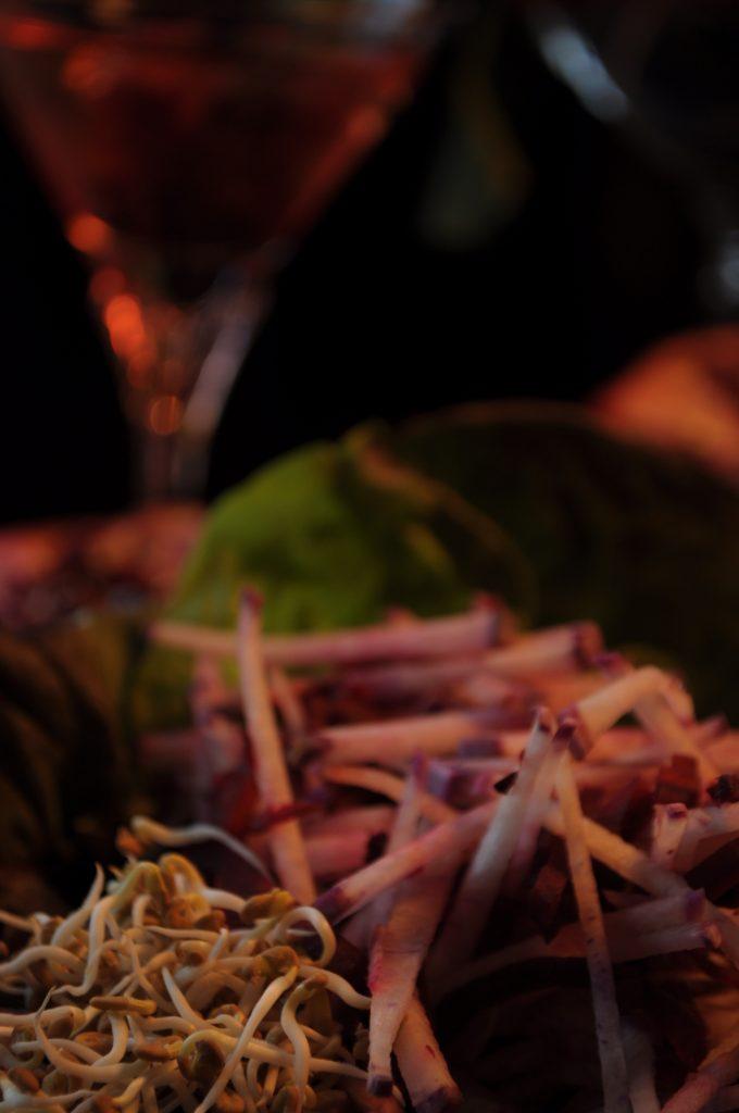 salade rose amour