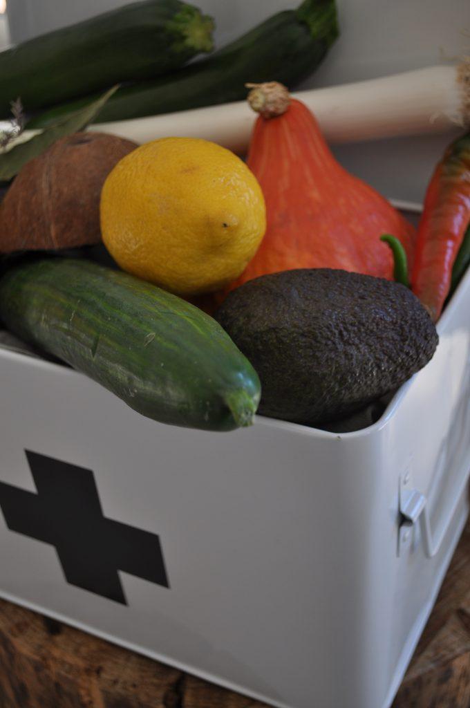 bousculer ses habitudes alimentaires : les végétaux pour pharmacie